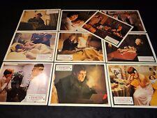 L'EXORCISTE Friedkin Linda Blair Von Sydow jeu photos cinema lobby cards 1973