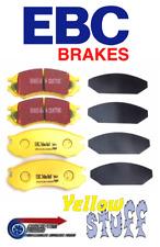 EBC Yellowstuff Front Brake Pads Uprated - For RNN14 Pulsar GTi-R SR20DET