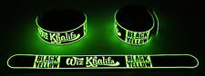 WIZ KHALIFA NEW! Glow in the Dark Rubber Bracelet Wristband See You Again GG283