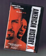 American History X (Dvd) Edward Norton New / Sealed
