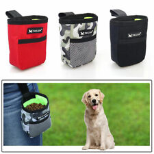 Pet Dog Puppy Obedience Training Treat Bag Feed Bait Food Snack Pouch Belt Bag M