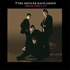 The Spencer Davis Group - Their First LP VINYL LP Clear Vinyl MJJ337