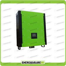 Inverter Solare Onda Pura Infinity 5000W 48V Caricabatt. + Regolatore 10Kw MPPT
