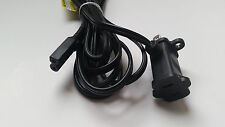 12FT AC2 PHILIPS HDTV LCD, LED TV HEAVY DUTY AC POWER CORD WITH SPLITTER OUTLET