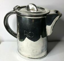 P&O Line Silver plated Coffee Pot Mappin & Webb 15 x 11 cm's 1 & 1/2 pint