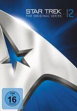 7 DVDs * STAR TREK - RAUMSCHIFF ENTERPRISE - Komplettstaffel 2 - MB  # NEU OVP +