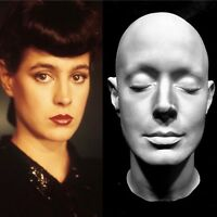"""Sean Young  Life Mask Cast """"Blade Runner""""Dune""""Wall Street"""" Very Rare !!!"""