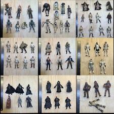 Star Wars Figurine Bundles - (POTF 1995 Onwards) Loose