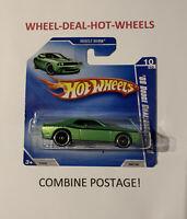 Hot Wheels 2009 '08 Dodge Challenger SRT8 10/10 Muscle Mania Rare! MOC!