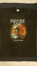 "PARADISE LOST ""DRACONIAN TIMES"" T-SHIRT DOOM METAL PEACEVILLE OFFICIAL"