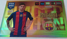 PANINI ADRENALYN XL FIFA 365 2017 LIMITED EDITION MESSI