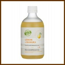 New packaging Bio E-Lemon Manuka Juice 500ml