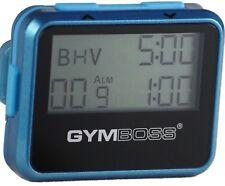 Gymboss Temporizador De Intervalos Y Cronómetro