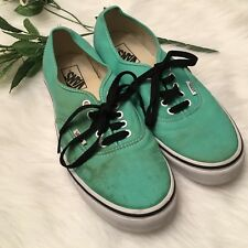 VANS OFF THE WALL LACE UP Authentic STYLE TB8C MINT 10 MEN'S
