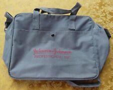 Johnson & Johnson Orthopaedics Professional Inc Tote Bag Zipper & Shoulder Strap