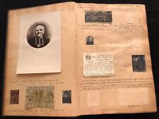 ALBUM 680 PHOTOGRAPHIES ANCIENNES DE 1919 A 1936 CLERGE THEATRE PLAGE  C1310