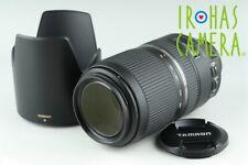 Tamron SP 70-300mm F/4-5.6 Di USD VC Lens for Nikon #22509 H1