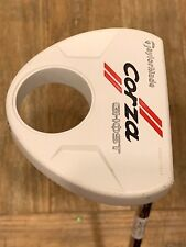 TaylorMade Golf Corza Ghost Putter 34 Inches Right-Handed