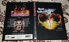 Iron Maiden - Donington Live 1992 DVD SPECIAL FAN EDITION - Very Good!!!