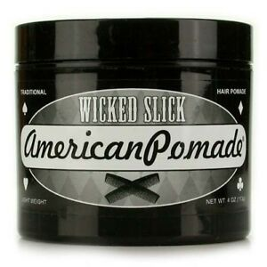 American Pomade Wicked Slick Hair Pomade