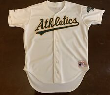 Vintage Rawlings Oakland A's Athletics Baseball Jersey