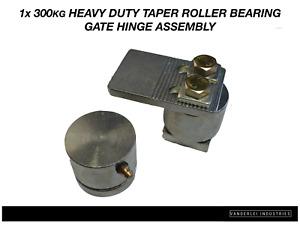 300kg Heavy Duty Taper Roller Bearing Gate Hinge Assembly