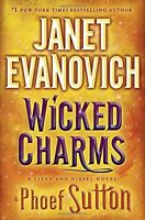 Wicked Charms (Lizzy & Diesel) by Janet Evanovich, Phoef Sutton