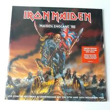 Iron Maiden - Maiden England 88 - Vinyl LP Ltd Edition Picture Disc Mint Sealed