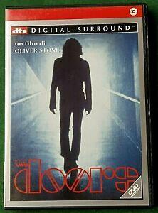 OLIVER STONE - THE DOORS (1991) Biografico - Jim Morrison DVD USATO CECCHI GORI