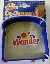 Wonder Bread Decruster Sandwich Crust Cutter Kitchen Gadget Never Used Handle
