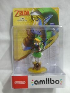 Amiibo LINK OCARINA OF TIME The Legend of Zelda