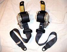 Toyota MR2 Spyder MR-S Seat Belts Pair Seatbelts OEM ZZW30 1.8 VVTI 2000-2005