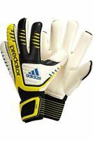 Adidas Fußball Torwart Handschuhe Predator Pro Herren weiß schwarz gelb