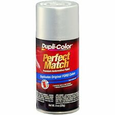 Duplicolor BFM0341  For Ford Code TS Silver Frost 8 oz. Aerosol Spray Paint