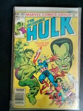 Incredible Hulk 284 Follow the Leader feat the Avengers