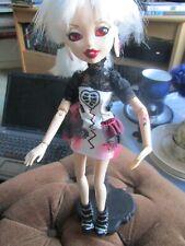 "Bratzillaz Jade J'adore 11"" Doll on Stand"