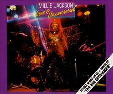 Millie Jackson - Live And Uncensored -  New Factory Sealed CD