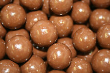 CHOCOLATE MALT BALLS WITH SUGAR FREE COATING, 2LBS