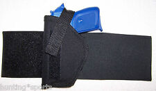 Beretta Tomcat Ankle Holster Left hand Draw made by Protech Outdoors Black Nylon