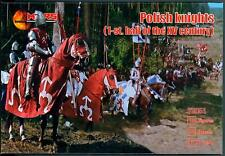 Mars Figures 1/72 POLISH KNIGHTS First Half 15th Century Figure Set