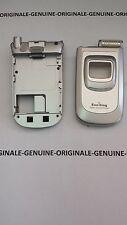 COVER ORIGINALE SAMSUNG V200 GRIGIA COMPLETA-da assistenza tecnica