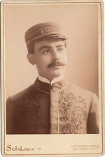 VAN BAUR ~ VICTORIAN STAGE ACTOR ~ c. - 1885