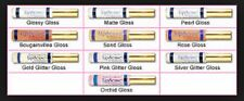 Gold Glitterl Gloss LipSense by SeneGence - New - Semi Perm