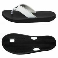 NIKE Men's Kepa Kai Thong Slides Sandals Slipper Black/White AO3621-100 Sz 7-15