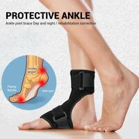 Adjustable Plantar Fascitis Night Splint Foot Brace Support Toe Sport Pain New