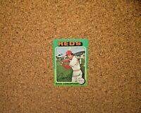 1975 Topps Baseball #17 Dave Concepcion (Cincinnati Reds)