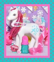 ❤️My Little Pony MLP G1 Vtg Sweetheart Sister Sweet Lovin' Kisses XO Lipstick❤️