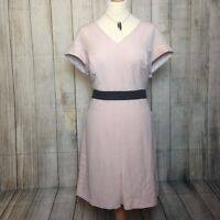 Gorgeous Pale Pink HOLLY WILLOUGHBY  Dress Size 14