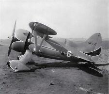 "Black & White 5X7 Air Racing Photograph - Vintage ""Hall #6 Nr2 111 Bulldog""!"