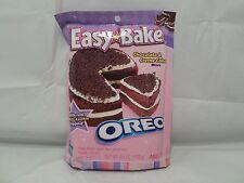 Factory Sealed Easy Bake Oven Mixes OREO Chocolate & Creme Cake
